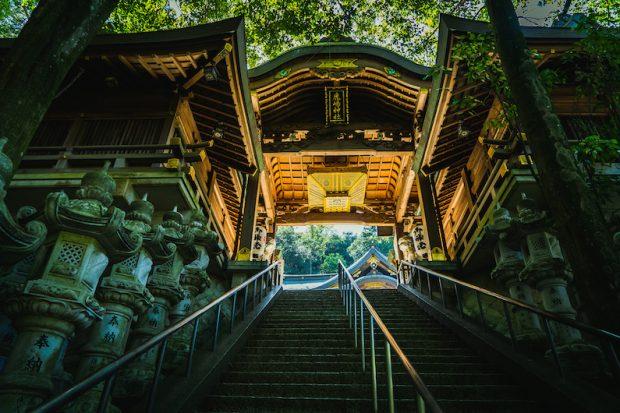 【播州のアルプス】高御位山・鹿嶋神社ルート(高砂)完全ガイド