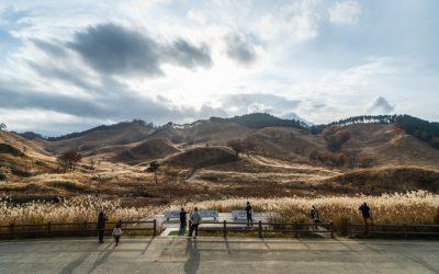 【ノルウェイの森ロケ地】兵庫県神崎郡神河町の砥峰高原完全ガイド