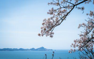 【兵庫県一】セルリアンブルーに輝く相生・万葉の岬