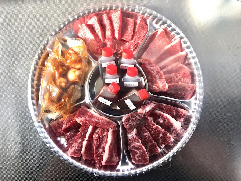 【播州焼肉三銃士】ごえ門のテイクアウト用焼肉セットが神の領域!
