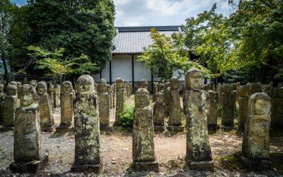 【加西市】北条町羅漢寺の五百羅漢に癒され時を忘れよう!
