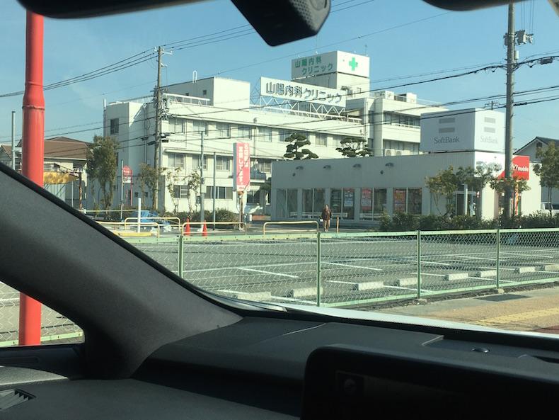 【ついに動きが !?】飾磨ジャスコ跡の駐車場が …